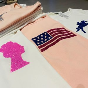 Tee-shirts fille