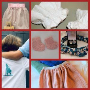 Vêtements et chaussons
